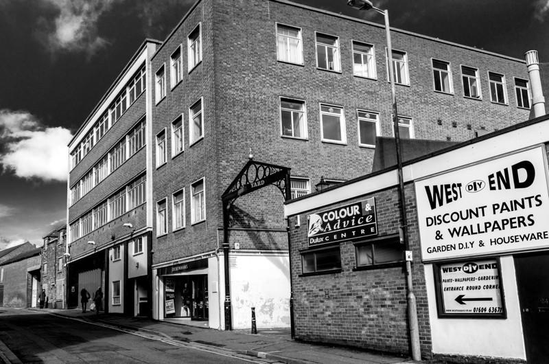 West End DIY, Swan Yard, Northampton