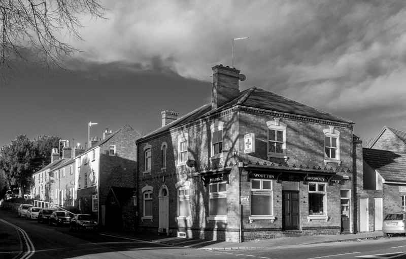 Water Lane,  Wootton, Northamptonshire