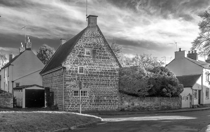 Former barn, Green Lane, Wootton, Northamptonshire