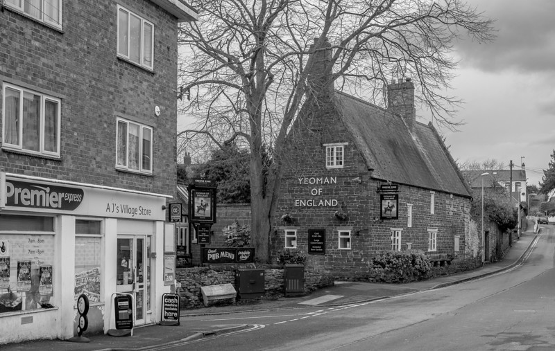 The High Street, Wootton
