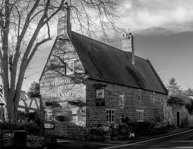 Yoman of England, Wootton, Northamptonshire