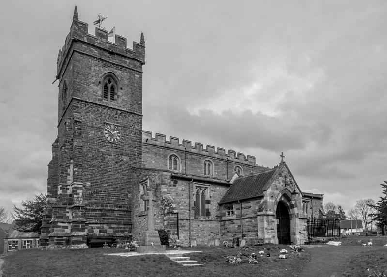 Saint George the Martyr, Wootton