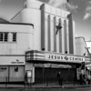 The Savoy Cinema, seen from York Road, Northampton