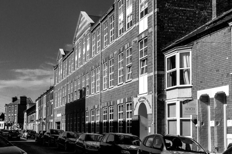Normal Shoe Factory, Talbot Road , Northampton