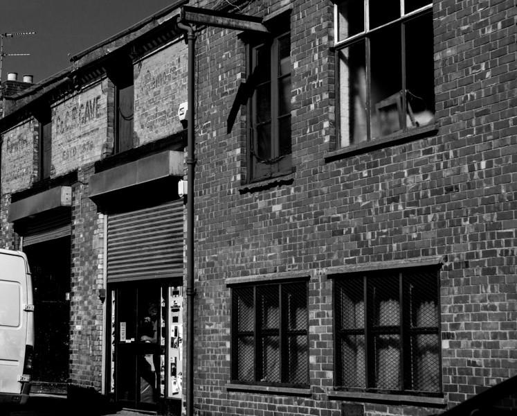 F & CH Cave, Queens Road, Northampton