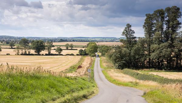 Northamptonshire lane
