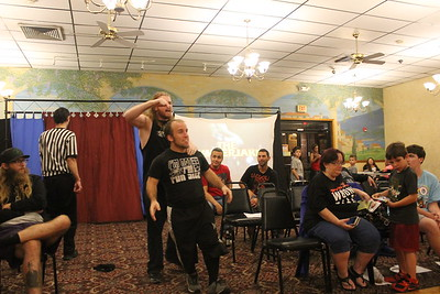 Northeast Championship Wrestling Fallout September 17, 2016