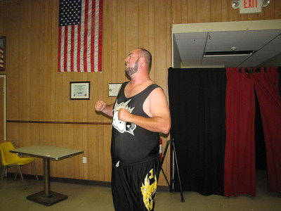 Northeast Championship Wrestling Fall Out  September 16, 2011