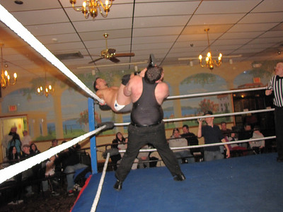Northeast Championship Wrestling Collison Course  Febraury 3, 2012