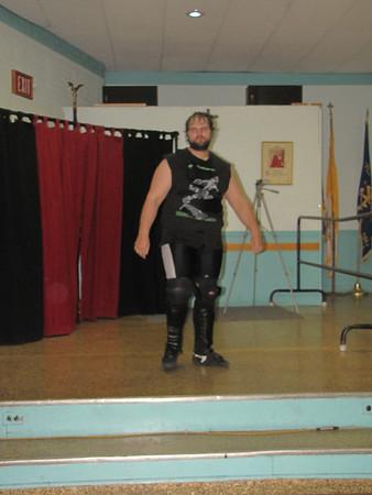 Northeast Championship Wrestling Fight in Foxboro April 13, 2012