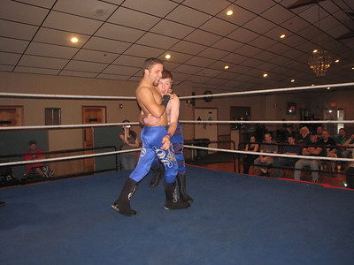 Northeast Championship Wrestling Spring Slam May 26, 2012