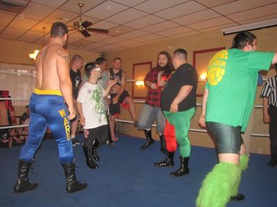 Northeast Championship Wrestling Payback June 29, 2012