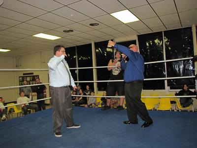 Northeast Championship Wrestling  Fall Out September 21, 2012