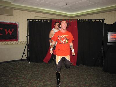 Northeast Championship Wrestling  Total Elimination October 5, 2012