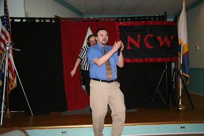 Northeast Championship Wrestling A Fight in Foxboro  April 13, 2013