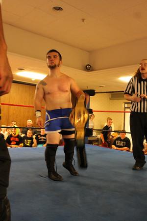 Northeast Championship Wrestling Face Off Total Elimination September 26, 2014