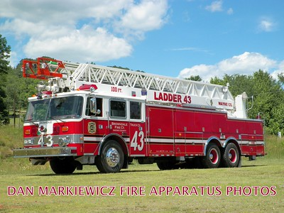 BROWNDALE FIRE CO. WAYNE COUNTY