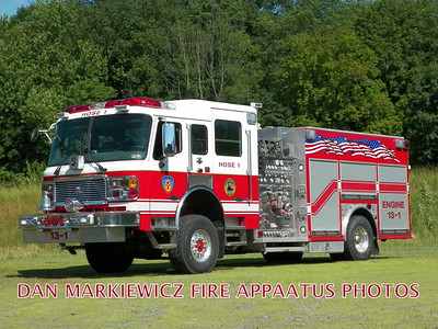 HONESDALE FIRE CO. WAYNE COUNTY