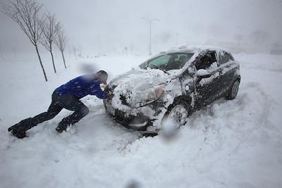 Northeast Snowstorm 031417