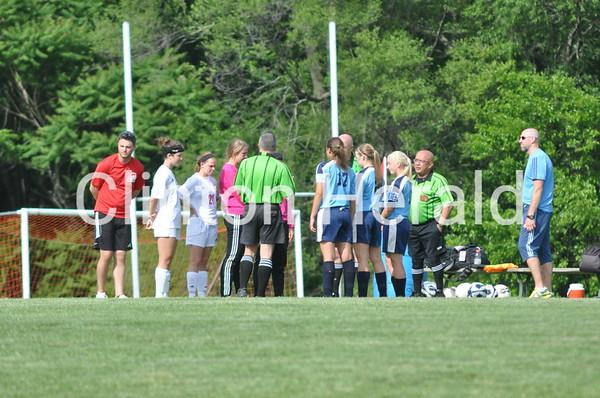 Northeast at Assumption girls regional soccer (6-2-15)