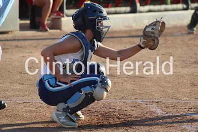 Northeast at Assumption regional softball (7-7-17)