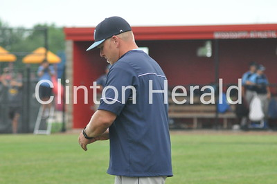 Northeast at Clinton baseball (7-6-16)