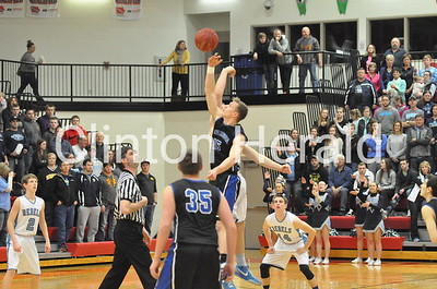 Northeast vs. Anamosa boys basketball (2-23-16)