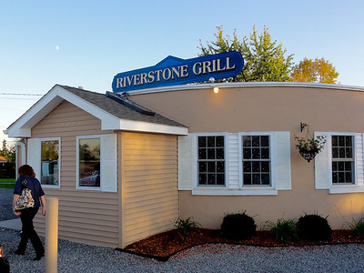Dinner in Grand Island, New York