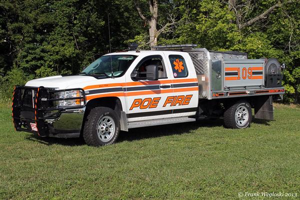 Grass 109 - 2011 Chevy K3500 HD/J.A.Jones - 125gpm/250gal