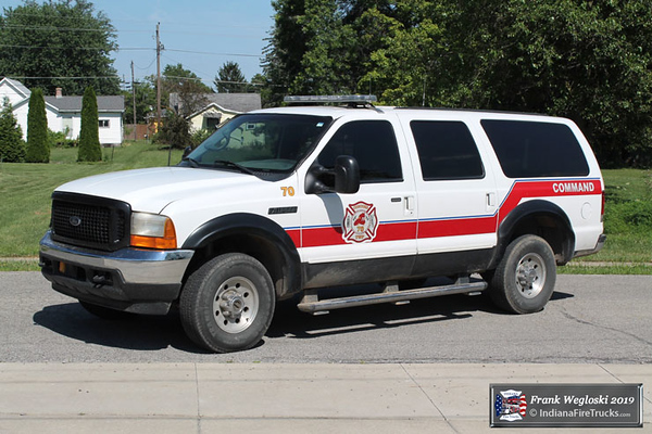 Command 70 - 2000 Ford Excursion – Incident Command