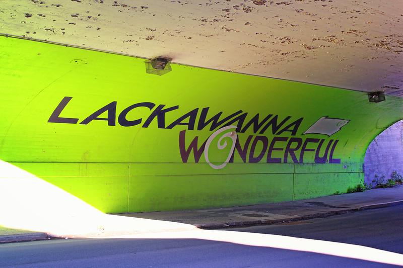 Lackawanna Wonderful Mural