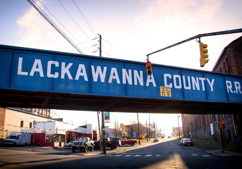 Lackawanna County RR