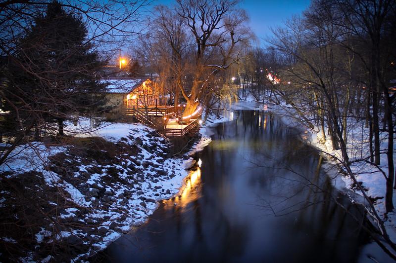 Willowtree Inn on McMichaels Creek