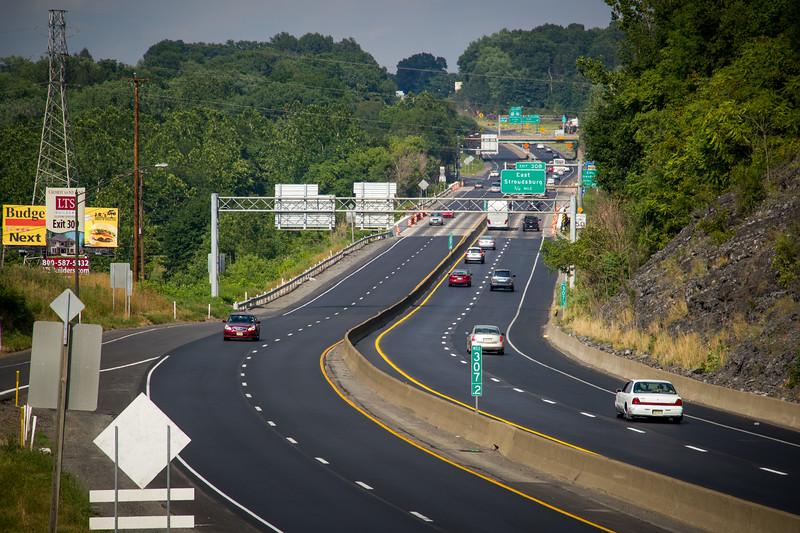 I-80 Stroudsburg