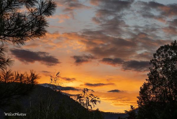 SunriseOverMtElden; Cheshire; 24June2021; P6240265