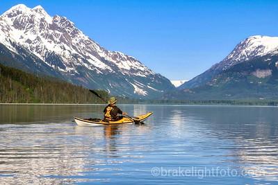 Meziadin Lake, British Columbia