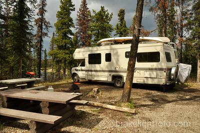 Duhu Lake Recreation Site