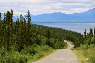 Highway 7 to Atlin & Atlin Lake