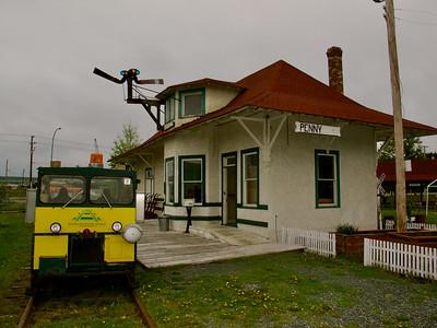 Prince George Rail Museum