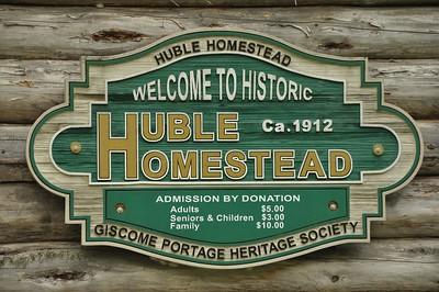 Huble Homestead