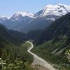 Salmon Glacier Valley