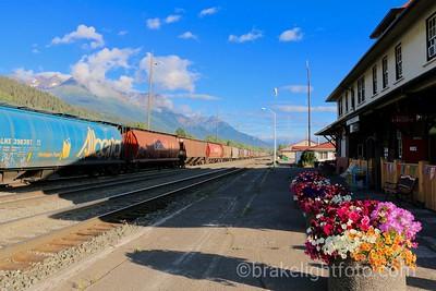Smither's Railway Station