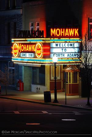 Mohawk Theater Main Street North Adams