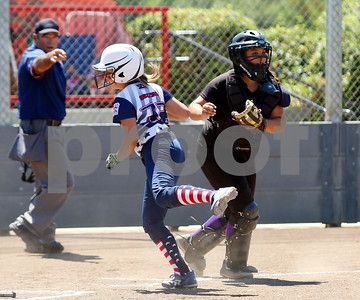Antioch vs. Sutter Buttes (7/15/2017)