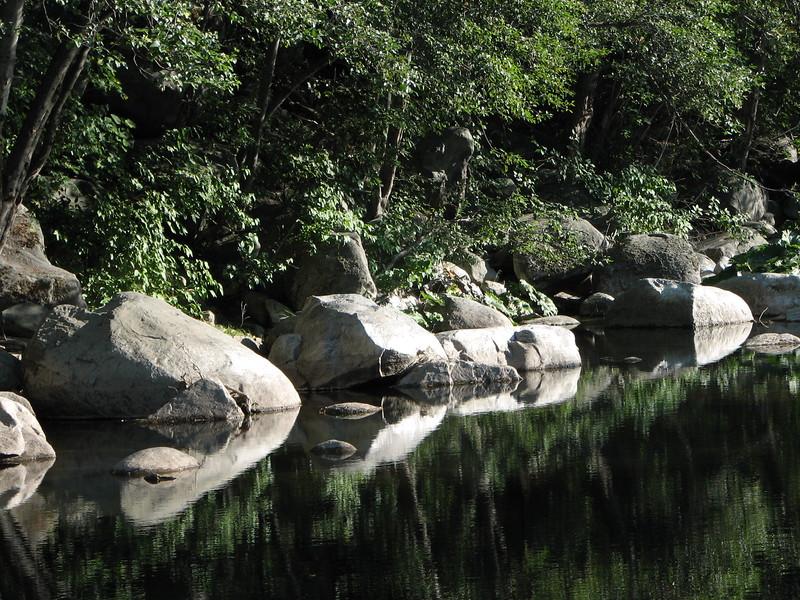 Bear River below Lake Spaulding