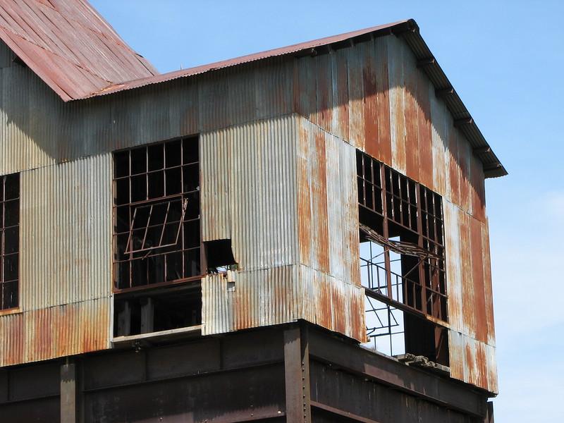 Headframe, Kennedy Mine, Jackson
