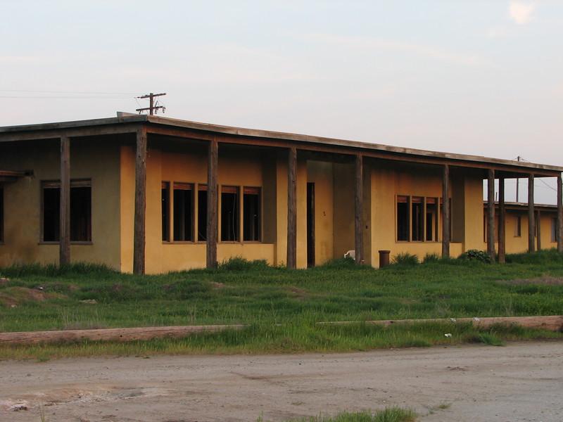 Rankin Field, World War II Training Base, near Tulare