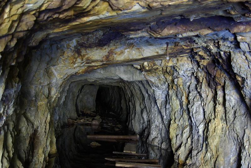 Bennettville Mine, Tioga Pass