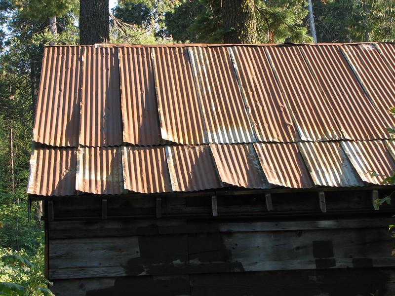 Lake Spaulding Roof