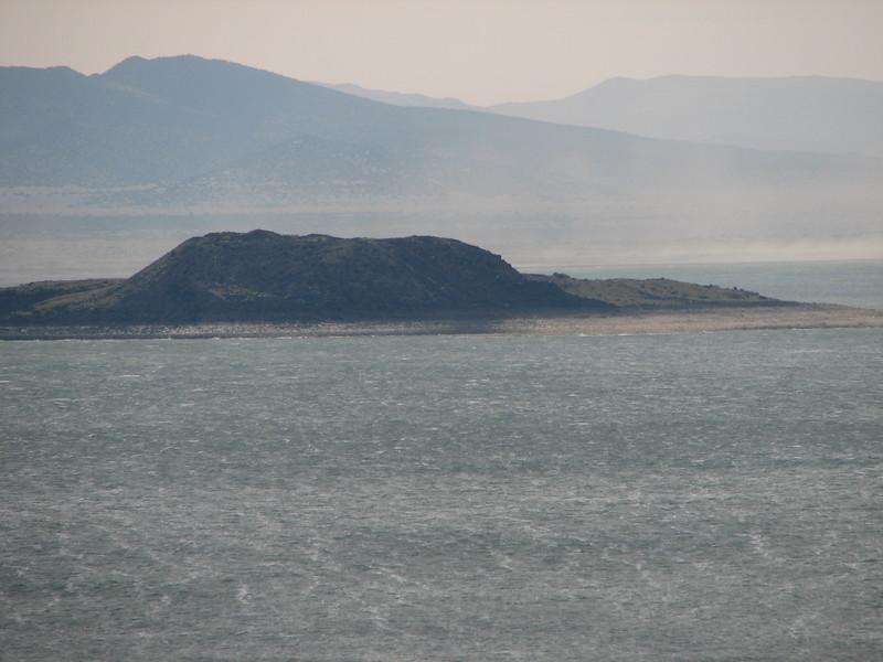 Wind Waves, Mono lake